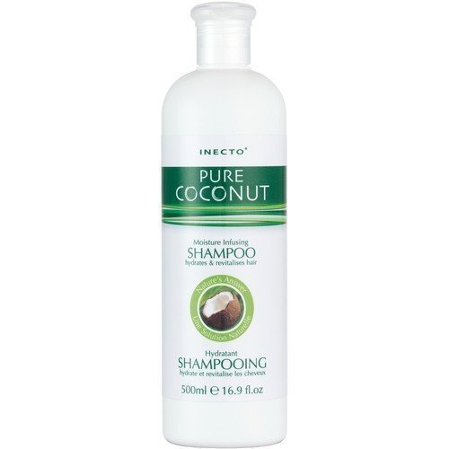 Inecto Pure Coconut Moisture Infusing Shampoo