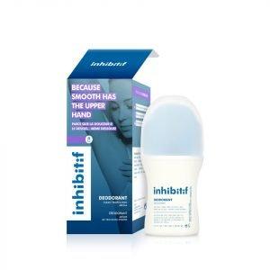 Inhibitif Hair-Free Deodorant Kinetic Energy 50 Ml Clean Temptation