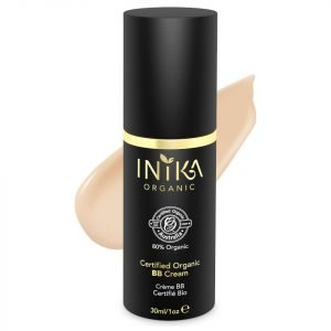 Inika Certified Organic Bb Cream Nude