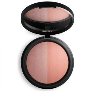 Inika Mineral Baked Blush Duo Pink Tickle 6.5 G