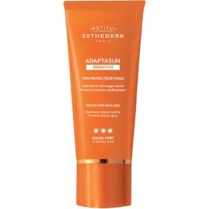 Institut Esthederm Adaptasun Sensitive Skin Face Cream Strong Sun 50 Ml