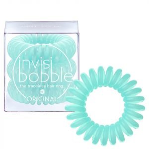Invisibobble Original Hair Tie 3 Pack Mint To Be