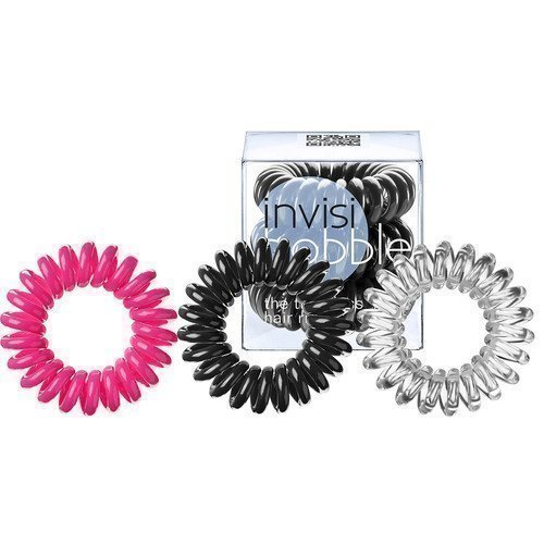 Invisibobble The Traceless Hair Ring True-Black