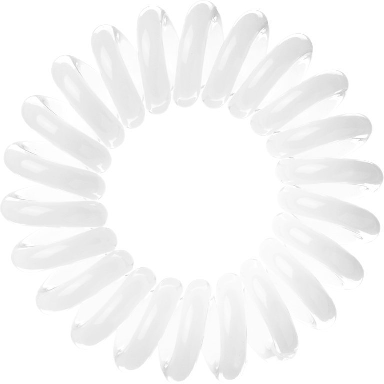 Invisibobble The Traceless Hair Ringpack Innocent White