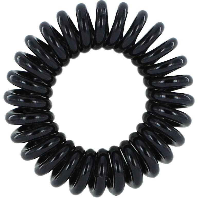 Invisibobble The Traceless Hair Ringpack True Black