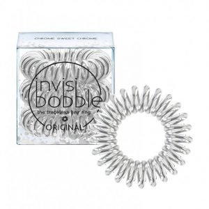 Invisibobble Time To Shine Collection Hiuslenkki Chrome