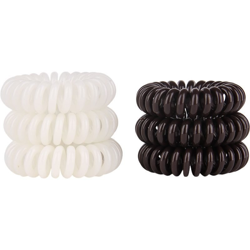 Invisibobble Traceless Hair Ring Duopack Chocolate Brown