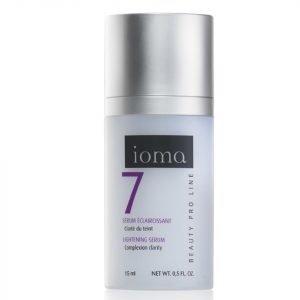 Ioma Lightening Serum 15 Ml