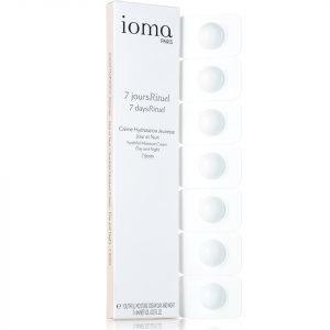 Ioma Tabs Youthful Moisture Cream 7x1 Ml