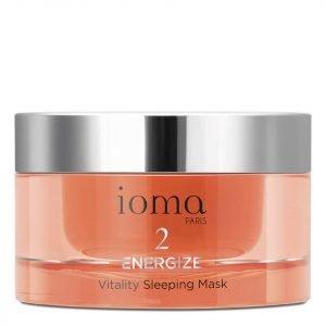 Ioma Vitality Sleeping Mask 50 Ml