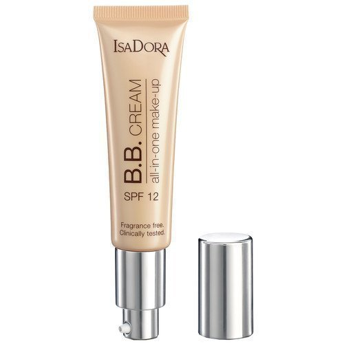IsaDora BB Cream SPF 12 Light Beige