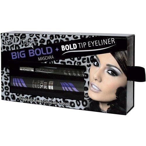 IsaDora Big Bold Mascara + Bold Tip Eyeliner Kit