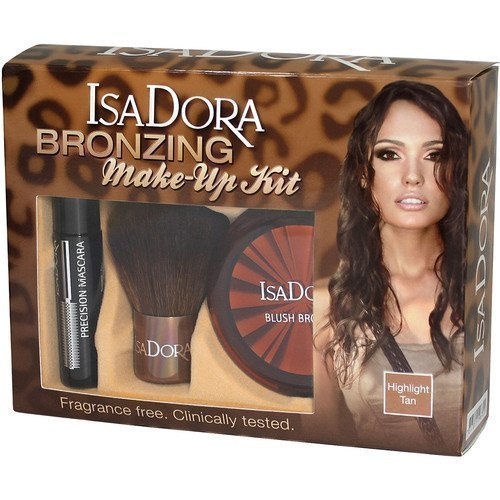 IsaDora Bronzing Make-Up Kit Highlight Tan