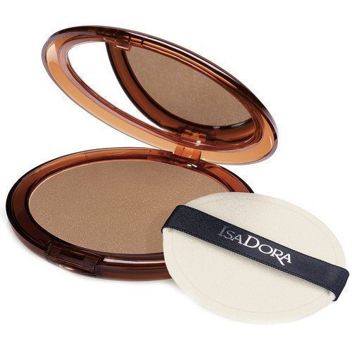 IsaDora Bronzing Powder 48 Matte Tan