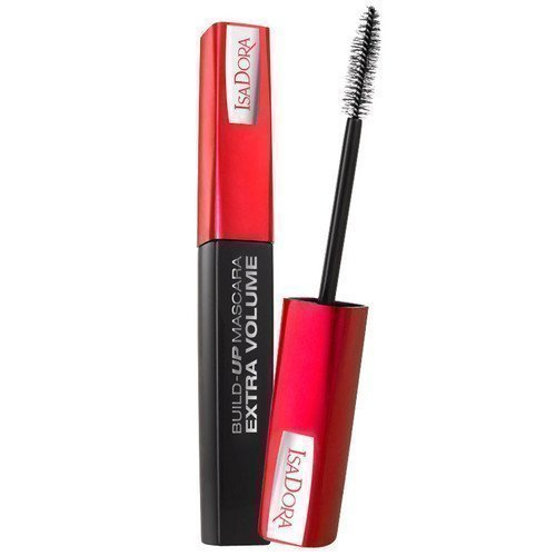 IsaDora Build-Up Extra Volume Mascara 01 Super Black