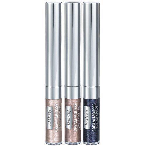 IsaDora Cream Mousse Eyeshadow 28 Gun Metal