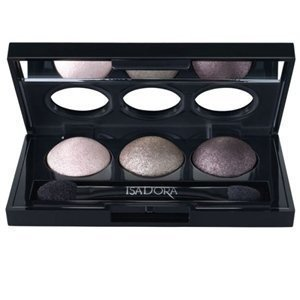 IsaDora Eye Shadow Trio 82 Khaki Green