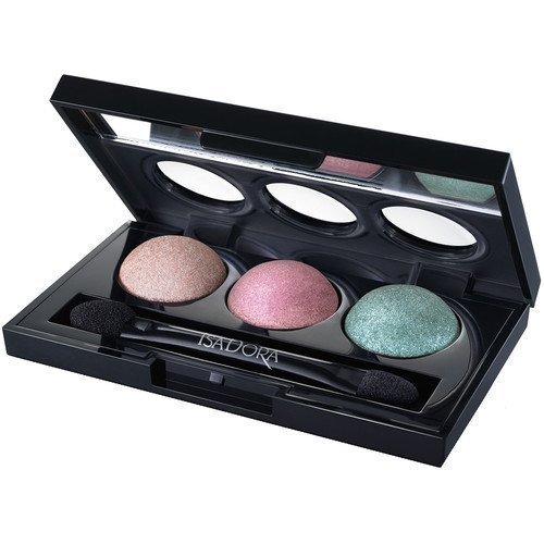 IsaDora Eye Shadow Trio 84 Forest