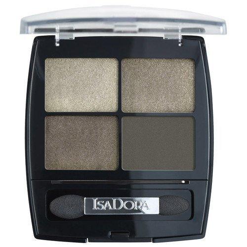 IsaDora Eyeshadow Quartet 27 Amethyst Crystal