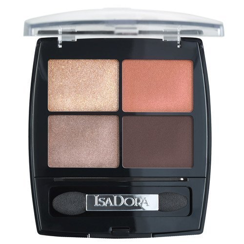 IsaDora Eyeshadow Quartet Sunkissed