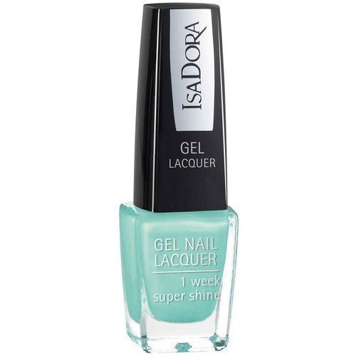 IsaDora Gel Nail Lacquer 228 Ocean Drive