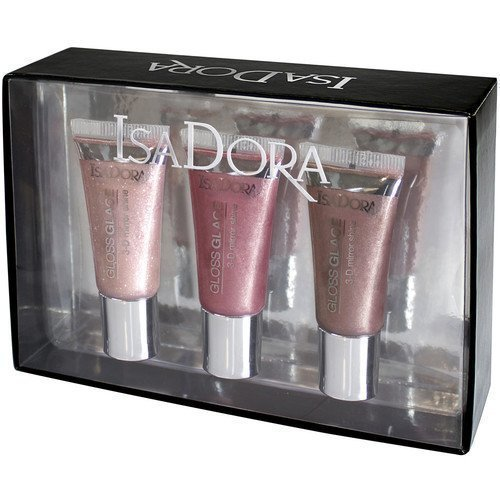 IsaDora Gloss Glacé Travel Size Collection