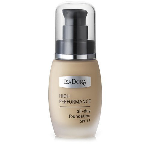 IsaDora High Performance All Day Foundation 01 Rose Beige