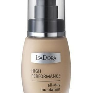 IsaDora High Performance Foundation All day Foundation 4 Medium Nougat
