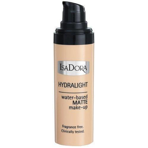 IsaDora Hydralight Water-based Matte Make-Up Foundation 62 Natural Beige