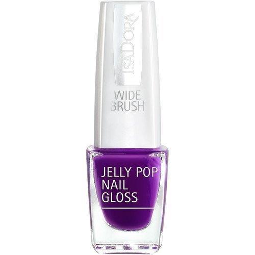 IsaDora Jelly Pop Nail Gloss Wine Gum
