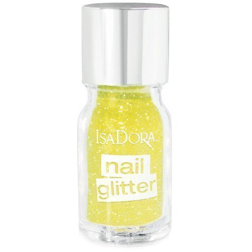 IsaDora Loose Nail Glitter 88 Lemon Tonic