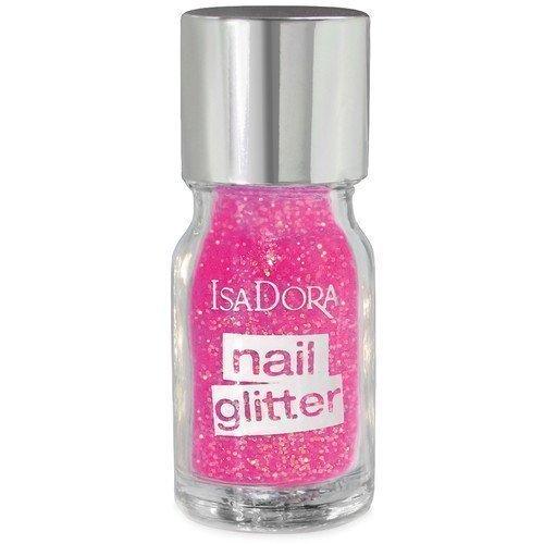 IsaDora Loose Nail Glitter 91 Pink Pop
