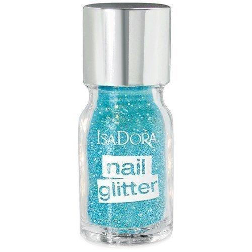 IsaDora Loose Nail Glitter 92 Blue Atoll