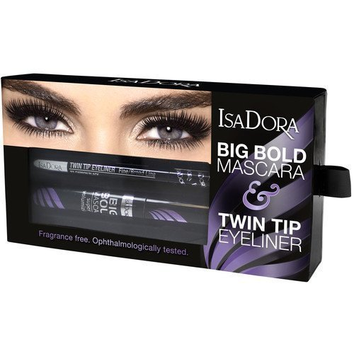 IsaDora Mascara Big Bold Gift Box
