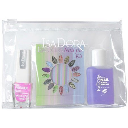 IsaDora Nail Travel Kit Rosette