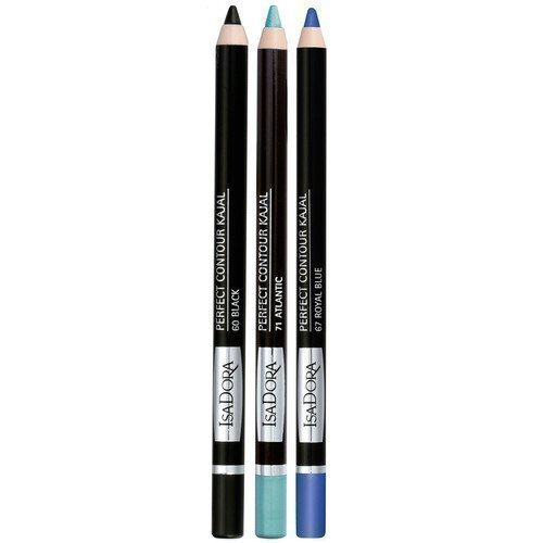 IsaDora Perfect Contour Kajal 64 Light Blue