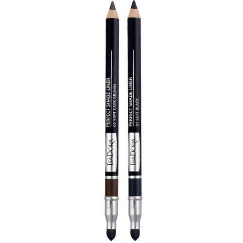 IsaDora Perfect Shade Liner 01 Soft Black