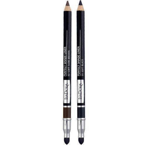 IsaDora Perfect Shade Liner 01 Soft Black