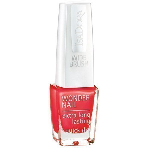 IsaDora Wonder Nail 511 Happy In Red