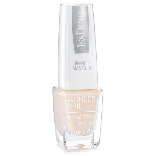 IsaDora Wonder Nail French Manicure Creamy Nude