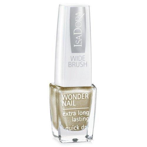 IsaDora Wonder Nail Gold Sparkles