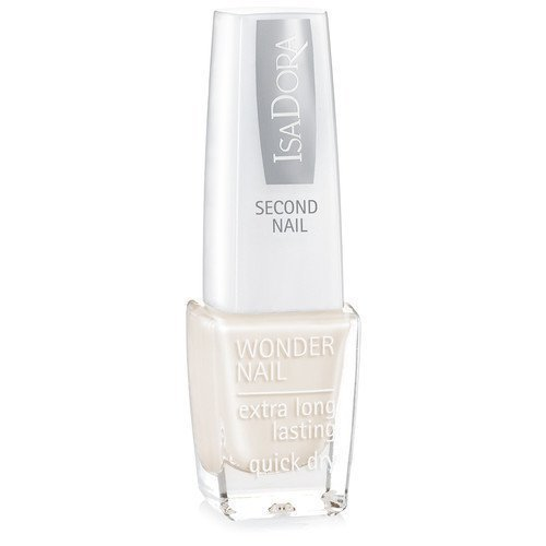 IsaDora Wonder Nail Second Nail Nude