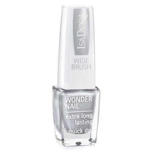 IsaDora Wonder Nail Silver Sparkles