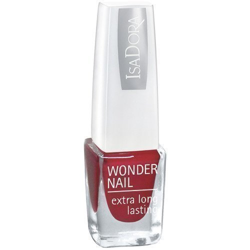 IsaDora Wonder Nail Summer Red
