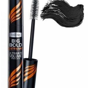 Isadora Big Bold Extreme Black Mascara Ripsiväri