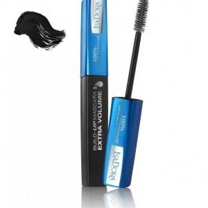 Isadora Build-Up Mascara Extra Volume Waterproof Ripsiväri Black
