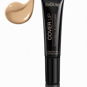 Isadora Cover Up Foundation & Concealer Meikkivoide Classic