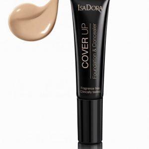Isadora Cover Up Foundation & Concealer Meikkivoide Nude