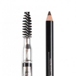 Isadora Eyebrow Pencil Kulmakynä Dark Brown