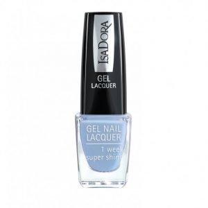 Isadora Gel Nail Lacquer Kynsilakka Colonial Blue